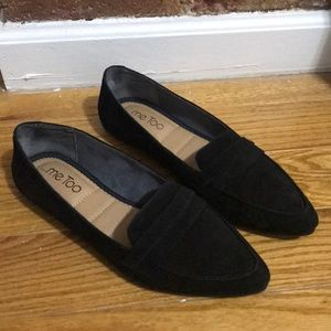 Me Too loafers